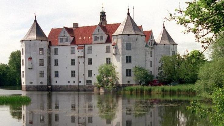 Das Schloss Glücksburg diente lange als Residenz für das gleichnamige Adelsgeschlecht.