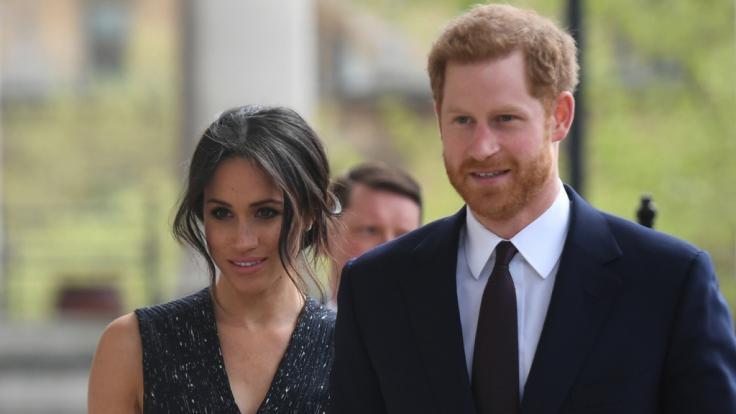 Endlich Nachwuchs für Meghan Markle und Prinz Harry.