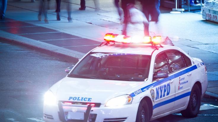 Bei einer Schießerei in New York kamen vier Menschen ums Leben. (Foto)