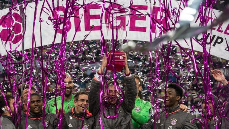 Beim Telekom-Cup im Januar 2017 konnte der FC Bayern München den Sieg davontragen - ob die Bayern ihren Triumph auch beim Turnier in der Bundesliga-Sommerpause wiederholen können?