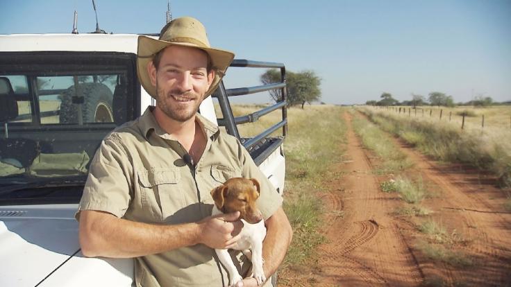 """Bauer Gerald aus Namibia sucht bei """"Bauer sucht Frau"""" die große Liebe. (Foto)"""