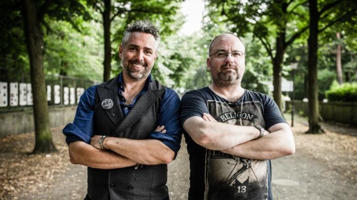 Roland Trettl (links) und Christian Lohse treten bei