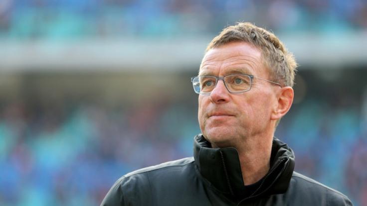 Ralf Rangnick sieht einer Entscheidung der Uefa gelassen entgegen.