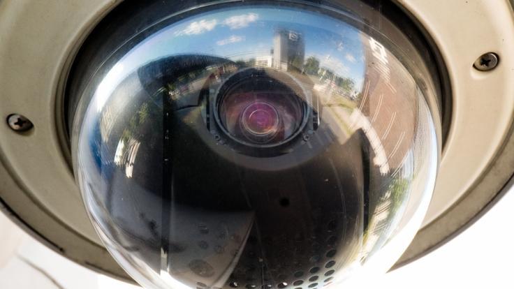 Videoüberwachung wird immer mehr ausgeweitet (Foto)