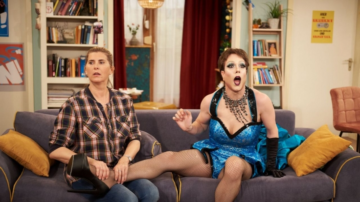 The Drag and Us bei ZDFneo (Foto)