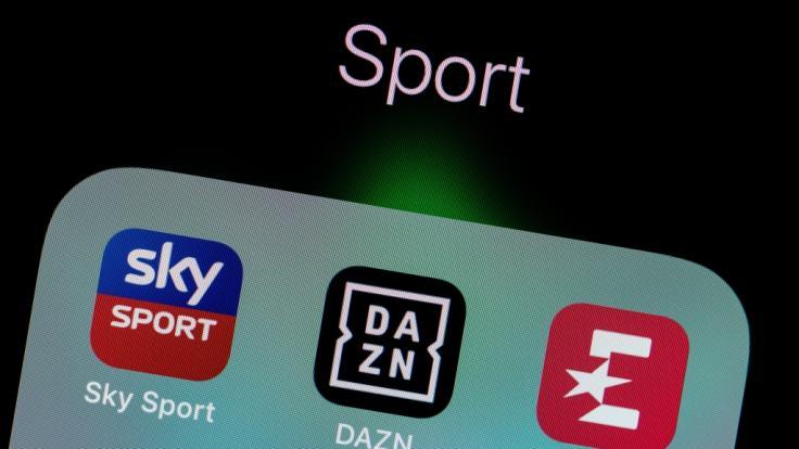Ab sofort strahlt DAZN einige Bundesliga-Spiele aus.