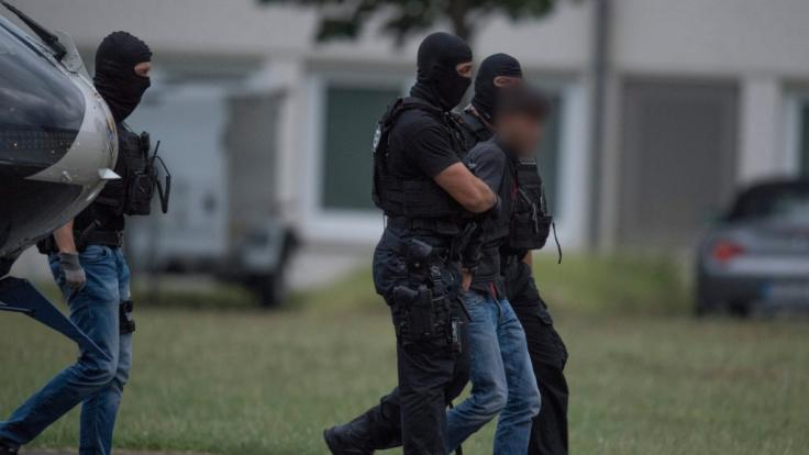 Der Tatverdächtige Ali B. ist zurück in Deutschland.