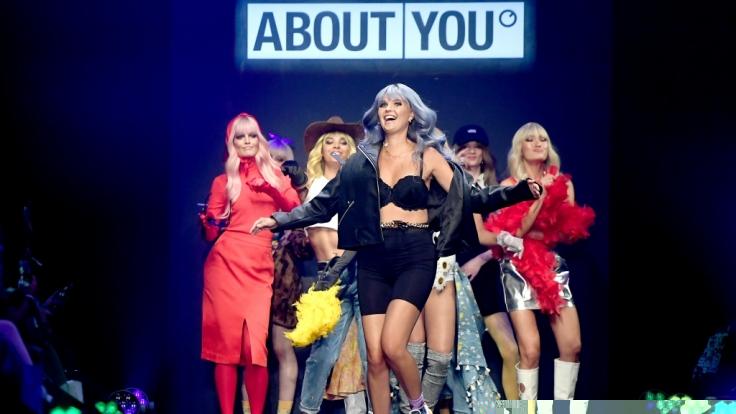 Bonnie Strange bei der Berlin Fashion Week (Foto)