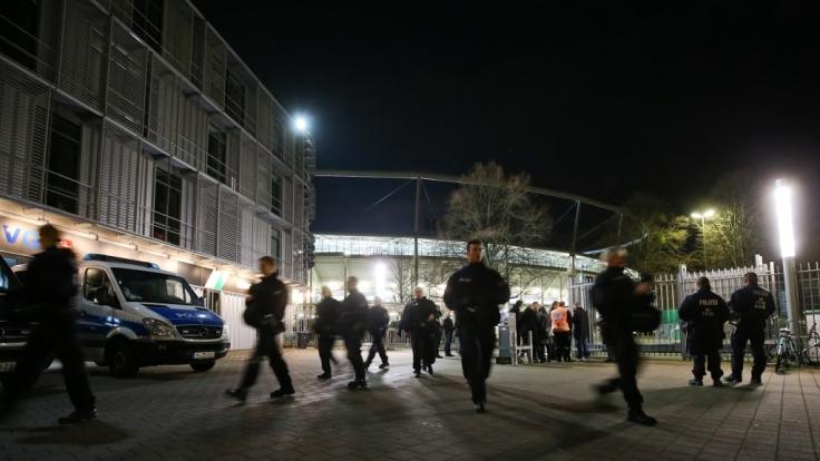 Terror-Gefahr in Hannover.