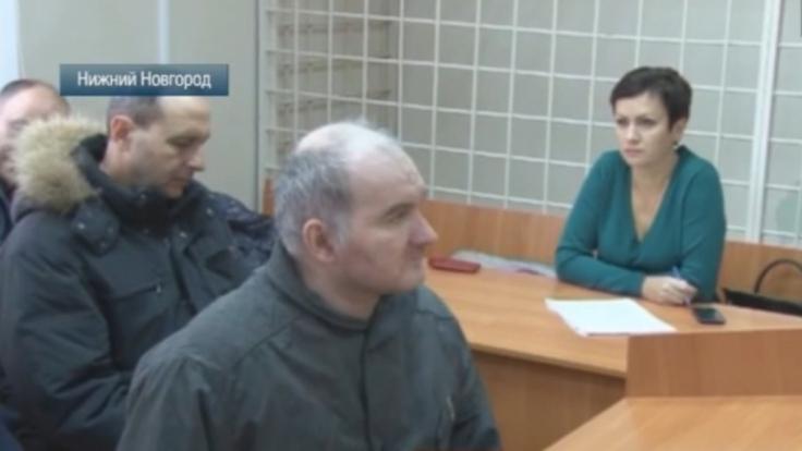 Anatoly Moskvin lebte mit 29 Kinderleichen im Haus. (Foto)