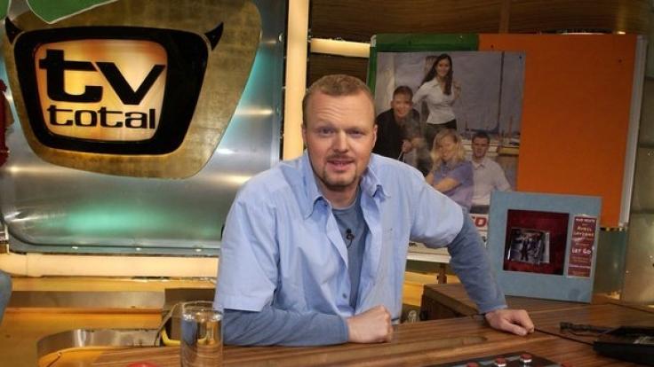 Wagt Stefan Raab das TV-Comeback? (Foto)