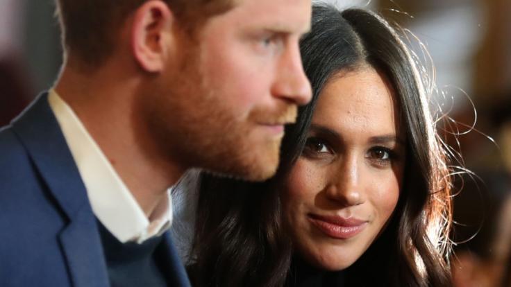 Meghan Markle und Prinz Harry leben künftig in Kanada. (Foto)