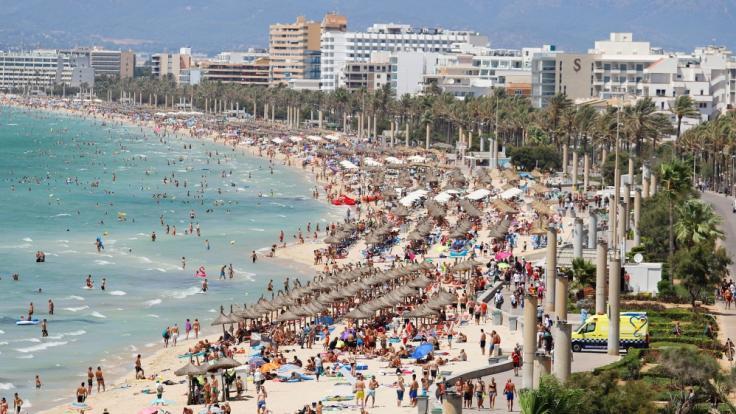 Auf Mallorca soll eine 14-Jährige vergewaltigt worden sein