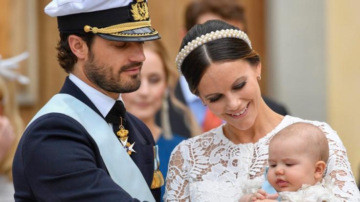 Prinzessin Sofia von Schweden hat einen spannenden neuen Job.