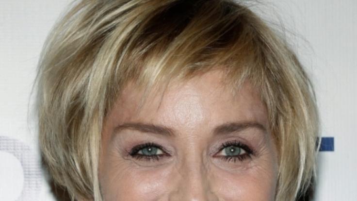 Sharon Stone. IQ: 154. (Foto)