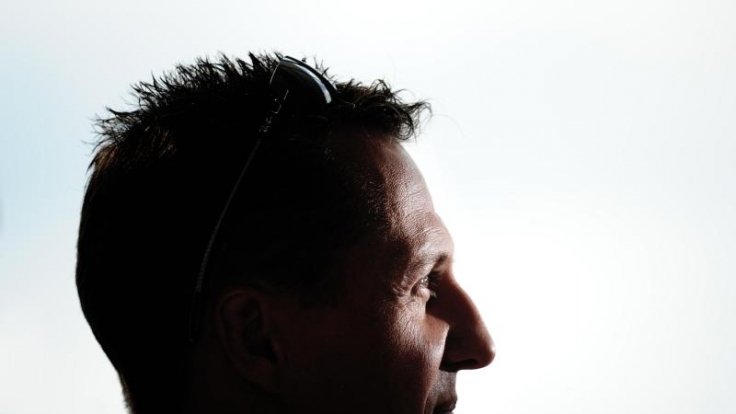 Michael Schumacher liegt immer noch im Koma.