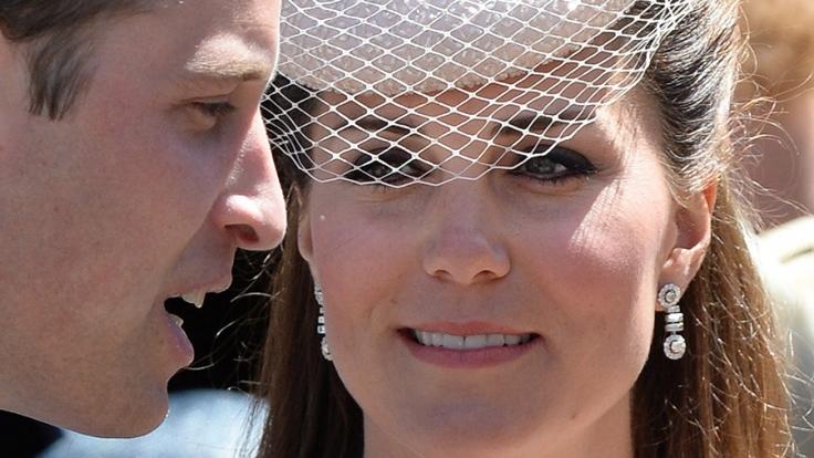 Glaubt man britischen Boulevardmedien, hätte Kate Middleton ihren Geburtstag beinahe allein verbringen müssen.