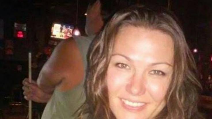 Amie Carter wurde bei einem skurrilen Einsatz festgenommen. (Foto)