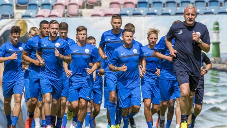Heimspiel Hansa Rostock : Die aktuellen Spielergebnisse der 3. Liga bei news.de. (Foto)