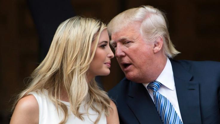 Auf ihrem neuesten Instagram-Foto bekommen Fans Ivanka Trump als sexy Cowgirl zu Gesicht. (Foto)