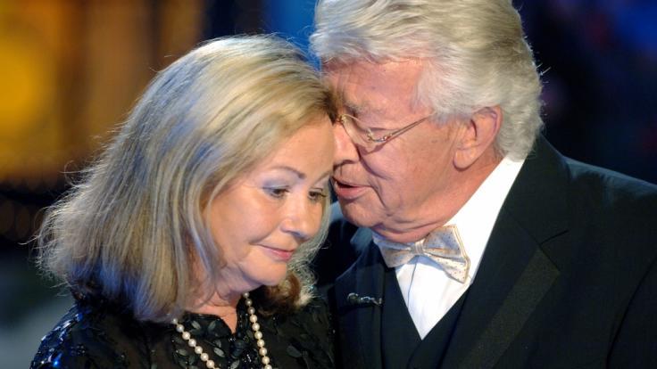 Heck war über 40 Jahre mit seiner Frau Ragnhild (73) verheiratet. (Foto)