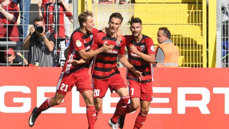 Heimspiel FC Ingolstadt 04: Die aktuellen Spielergebnisse der 3. Fußball-Liga bei news.de.