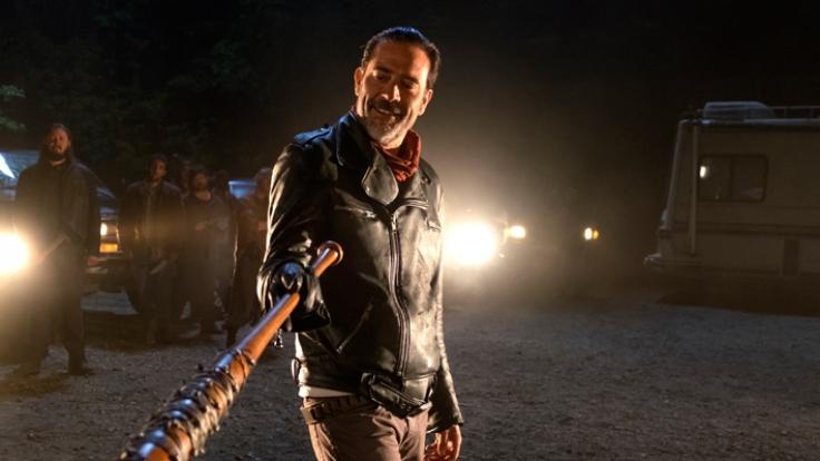 """Bösewicht Negan ist das Feindbild Nummer 1 in Staffel 7 von """"The Walking Dead"""". (Foto)"""