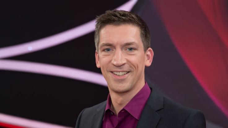 """Am Mittwoch, 19.05.2015, diskutiert Steffen Hallaschka bei """"stern TV"""" aktuelle Themen. (Foto)"""
