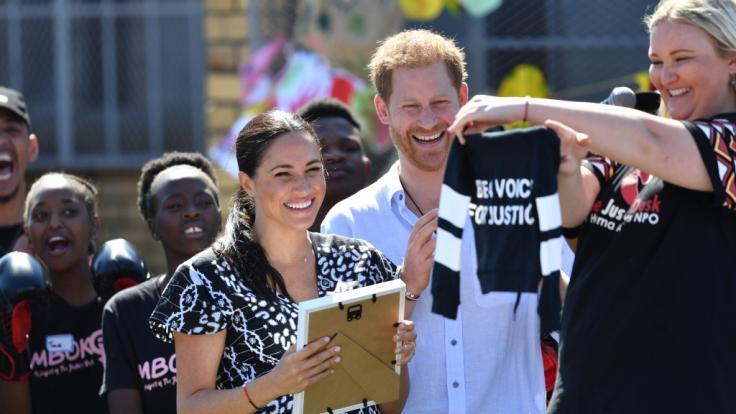 Ein Sweatshirt und ein neuer Name für Baby Archie.