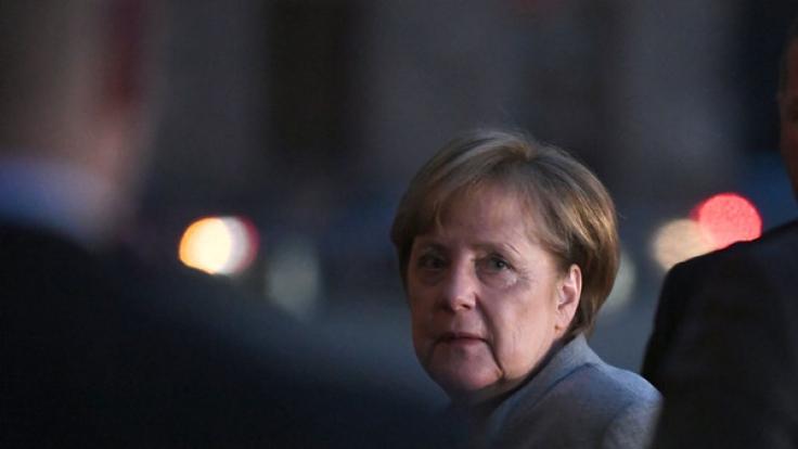 Angela Merkel verdient nicht schlecht als Kanzlerin. (Foto)