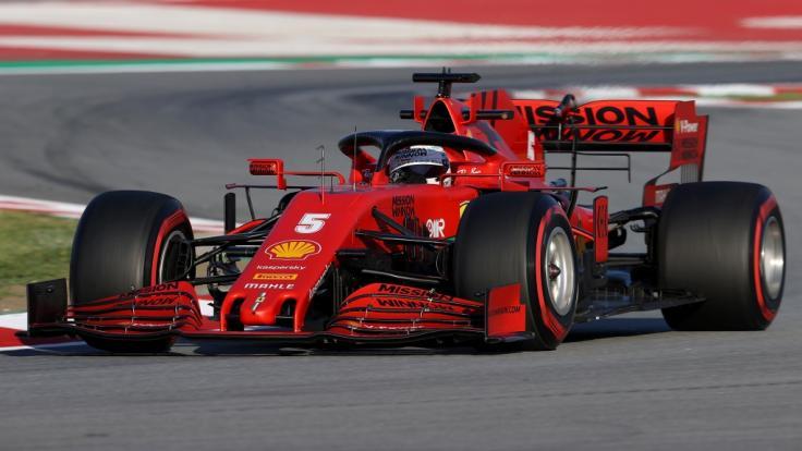 Die Formel-1-Saison 2020 beginnt offiziell am 15. März 2020 mit dem Großen Preis von Australien in Melbourne. (Foto)