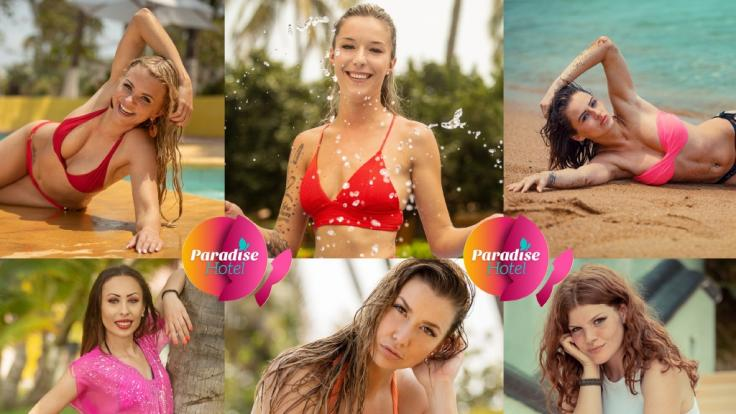 Diese Frauen wollen im tropischen Mexiko den Richtigen finden.