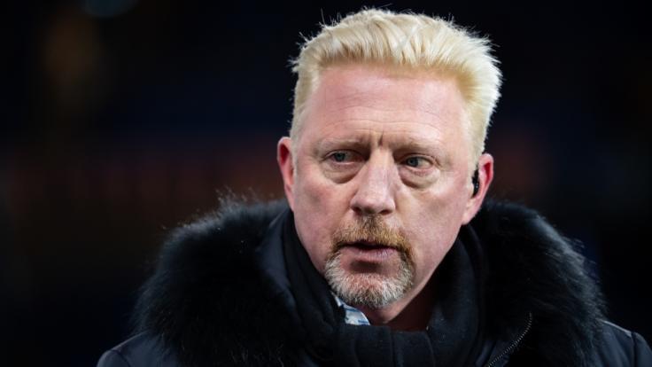 Deutschlands Tennis-Legende Boris Becker setzt sich gegen Rassismus zur Wehr.