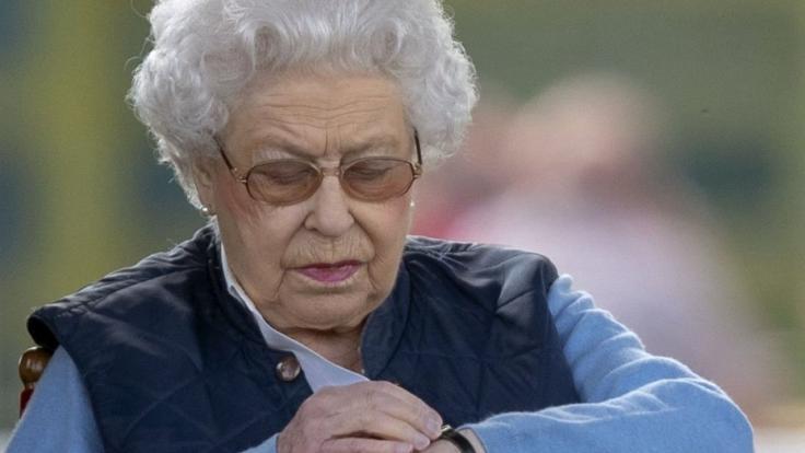 Die Zeit kann der Queen bekanntlich nichts anhaben.