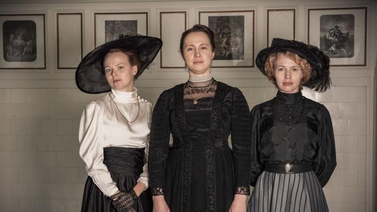 Die Unbeugsamen - Drei Frauen und ihr Weg zum Wahlrecht bei 3sat (Foto)