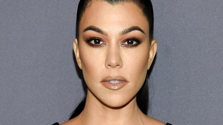 Bei Kourtney Kardashian herrscht Bikini-Alarm. (Foto)