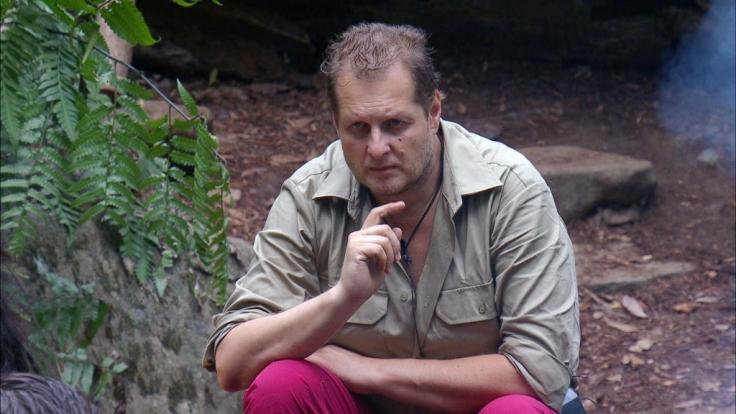 Sitzt derzeit im Dschungelcamp fest: Jens Büchner.