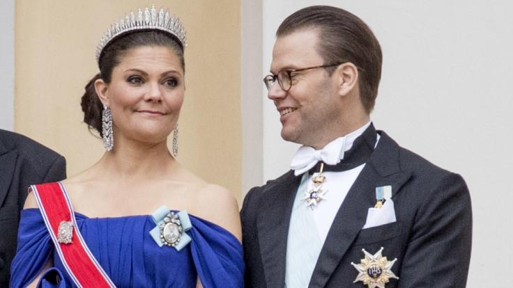 Kronprinzessin Victoria von Schweden und ihr Mann Prinz Daniel haben sich um einen Spielgefährten für ihre Kinder Prinzessin Estelle und Prinz Oscar gekümmert.