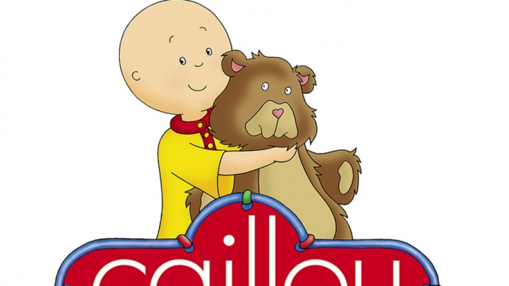 Caillou bei Super RTL (Foto)
