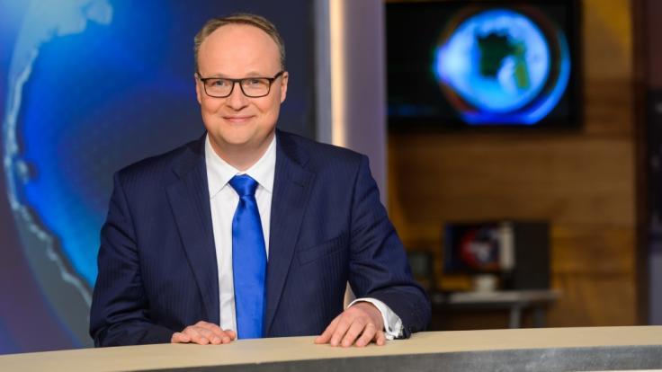 """Oliver Welke wirft einen satirischen Blick zurück auf die Woche in der """"heute-show"""". (Foto)"""