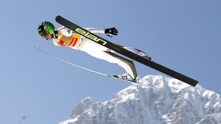 Planica ist die letzte Station für die Skispringer im Weltcup-Winter. (Foto)