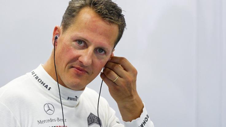 Michael Schumacher lebt seit seinem Ski-Unfall zurückgezogen.
