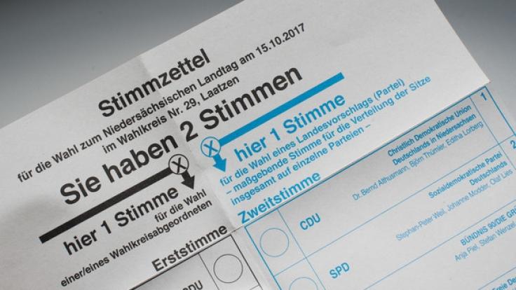 Am 15. Oktober 2017 wählt Niedersachsen einen neuen Landtag.