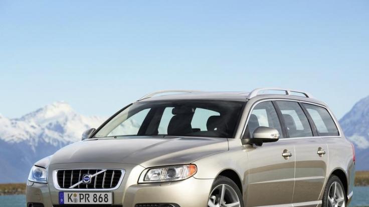 Beim TÜV-Report 2011 kann der Volvo 70 nicht punkten. (Foto)