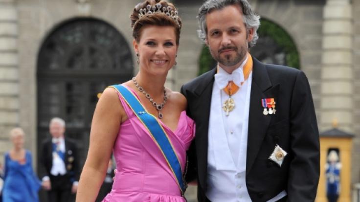 Ari Behn, der Ex-Mann von Märtha Louise, hat sich mit 47 das Leben genommen. (Foto)