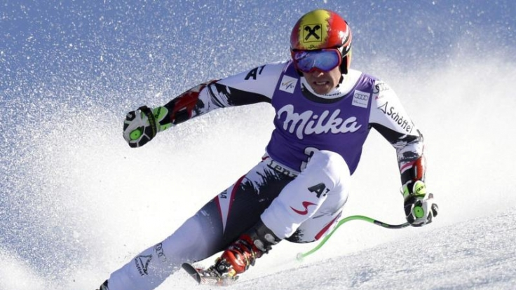 Der Ski alpin Weltcup 2018 der Herren gastiert momentan im schwedischen Are.