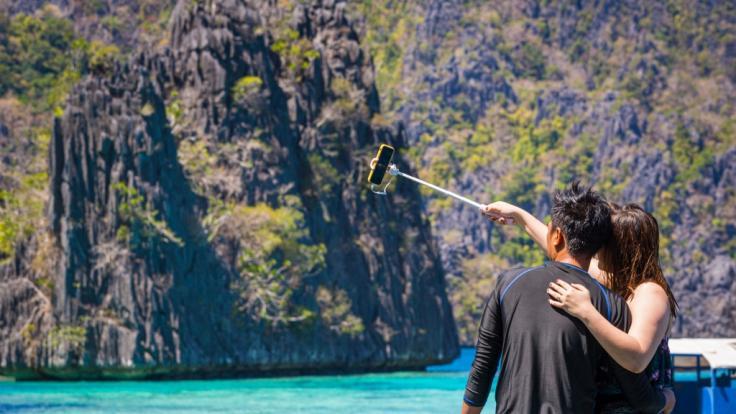 Auf der Insel Java endete ein Selfie tödlich für mindestens sieben Touristen. (Foto)