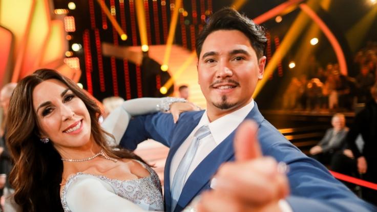 """Judith Williams und Erich Klann tanzen bei """"Let's Dance"""" gemeinsam. (Foto)"""
