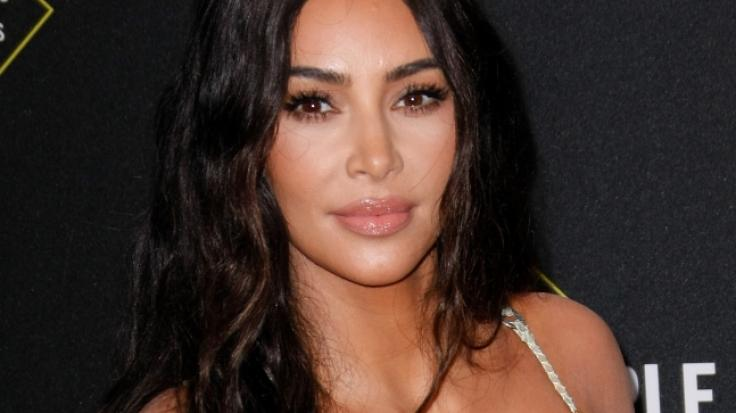 Kim Kardashian macht jetzt auf völlig verhüllt.