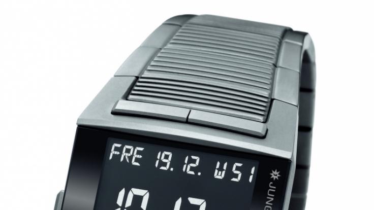 Junghans hat die Funkuhr erfunden und pflegt diese Tradition. (Foto)